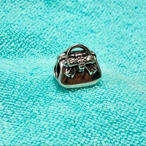 Pandora Sparkling Handbag Charm